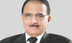 ECP names Justice Dost as KP caretaker CM