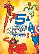 Book review: 5 Minute Avengers Stories