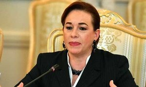 First South America woman elected head of UN Assembly