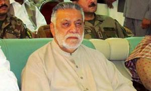 PML-N receives another blow as Mir Zafarullah Khan Jamali announces decision to join PTI