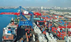 Exports surge 32pc, trade deficit rises to $34bn