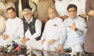 PTI workers call for probe into award of tickets to 'turncoats'