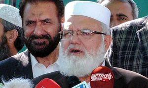 MMA to finalise candidates by 13th: Baloch