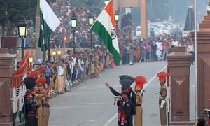 Army's willingness to negotiate with India is a message to the world