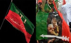 PPP, PTI's shake-up for general election