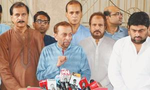 IHC maintains ECP decision to remove Sattar as MQM-P convener