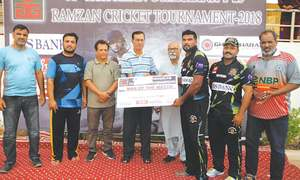 Bilal stars as Qasmi Gymkhana make AKG final