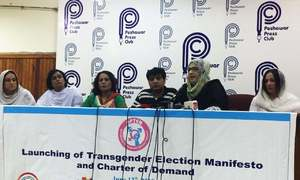 13 transgender people to contest elections across Pakistan