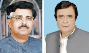PTI leader opposes possible alliance with PML-Q in NA-65