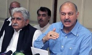 'مسلم لیگ (ن) کو فوجی قیادت کے ساتھ کام کرنے میں کوئی اعتراض نہیں'