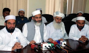 Jamaat-JUI differences delay MMA poll nominations