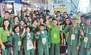 Pakistan to send 397-member contingent to Asiad
