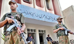 Army to be deployed at 'sensitive, very sensitive' polling stations: ECP