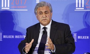 Process has been 'humbling, exhausting and testing,' says Abraaj Founder Arif Naqvi