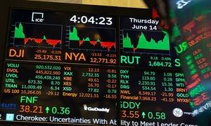 Dollar drops as Trump tariff decision looms
