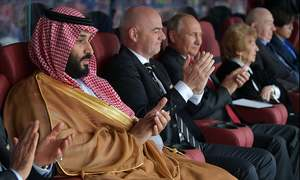 Saudis to hold players 'accountable' for World Cup drubbing