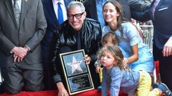 Jeff Goldblum finally honored with Walk of Fame star