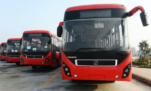 Federal govt still hasn't paid Rs2.83bn in metro bus subsidy