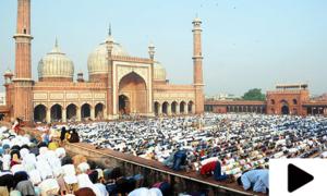 ملک بھر میں نماز عید کے اجتماعات