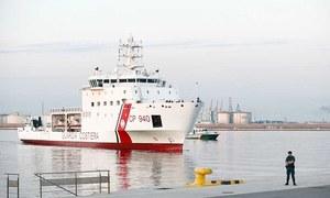 Aquarius ship migrants finally reach land in Spain after week-long odyssey