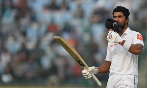 Sri Lanka skipper Chandimal charged over ball-tampering
