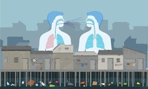 Unplanned urbanisation of Gujrat has led to a rise in tuberculosis cases in the city