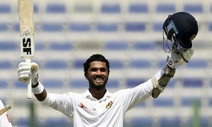 Chandimal denies 'sweet in pocket' ball tampering as Sri Lanka pile on runs against WI