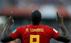 Lukaku scores twice as Belgium prove too strong for Panama