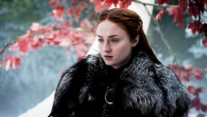 Game of Throne's Sophie Turner says Sansa Stark's storyline reflects the #MeToo movement