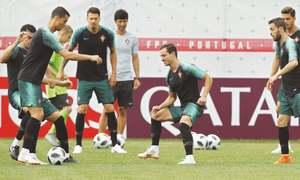 Revolving around Ronaldo, Portugal are hoping to go far