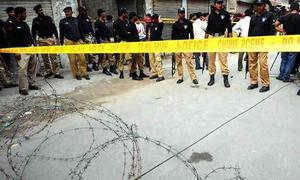 بلوچستان: سیکیورٹی فورسز کی کارروائی،خاتون سمیت 4 دہشت گرد ہلاک