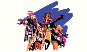 Motorcycle diaries: The 'Women on Wheels' initiative
