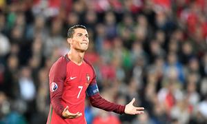 Ronaldo strikes as Portugal sink Morocco