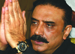 Is Zardari's completely original one-govt-job-per-family promise worth a vote?