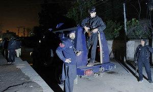 پشاور: پولیس چیک پوسٹ پر فائرنگ سے کانسٹیبل شہید