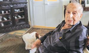 Jamsheed Marker passes away