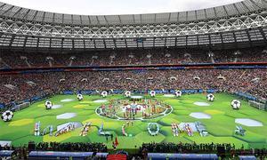 فیفا ورلڈ کپ میں شرکت کے لیے میں روس کیسے گیا؟