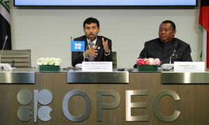 Opec agrees modest hike in supply after Saudi Arabia-Iran compromise