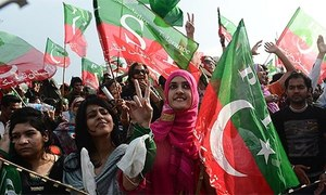 PTI women workers cry foul at list for reserved seats