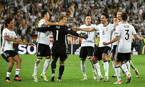 Germany expect turnaround in tense Sweden clash