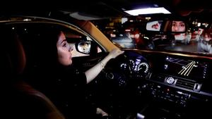 Saudi women take the wheel as the Kingdom lifts the world's last remaining ban on females driving