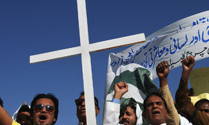 Christians missing from parties' priority lists for reserved seats