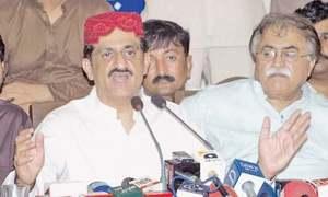 Murad Ali Shah rebukes Shahbaz Sharif for 'ignoring' Sindh during PML-N's tenure
