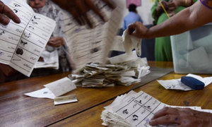 Special persons allowed to vote via postal ballot