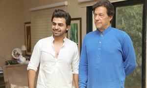 پی ٹی آئی کیلئے فرحان سعید اپنی آواز کا جادو جگائیں گے
