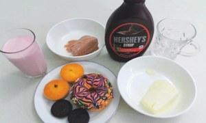 Cook-it-yourself: Donut freakshake