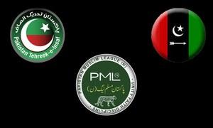 الیکشن 2018ء: کیا سیاسی جماعتوں کے بیس کیمپ میں تبدیلی ہونیوالی ہے؟