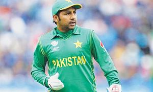 Pakistan's current team combination shaping well for World Cup: Sarfraz