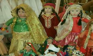 پاکستان میں 'گڑیاؤں کے گاؤں' کی جرمن ملکہ