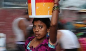 Delhi's water crisis has claimed three lives this summer and it's only getting worse